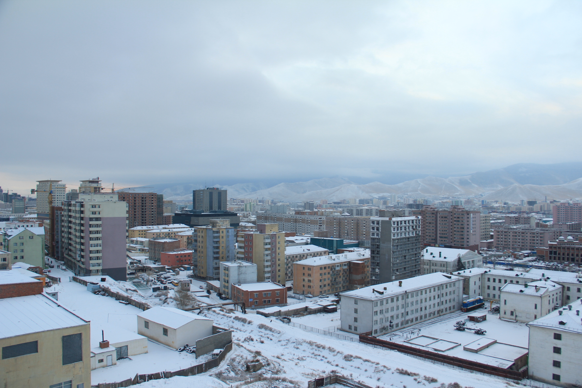 Seasons in Mongolia: Weather and Climate |Ulaanbaatar Climate