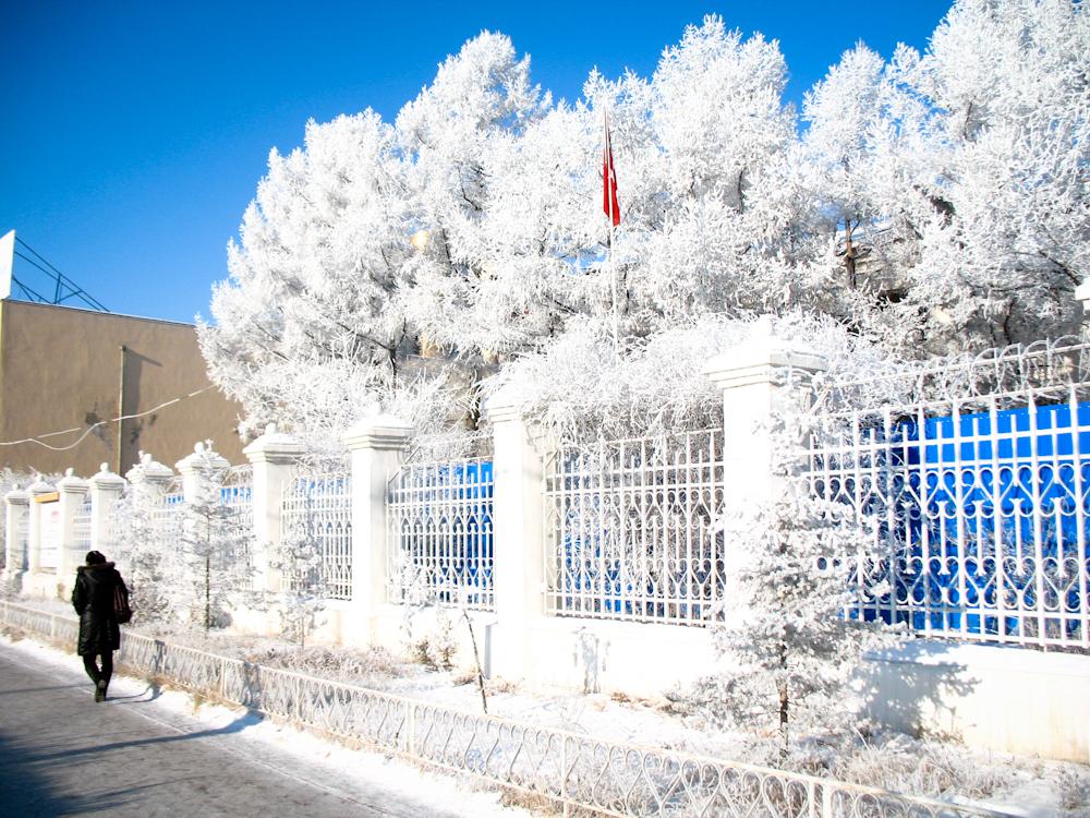 Image result for ulan bator in winter